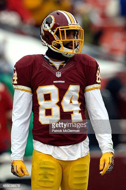 Niles Paul of the Washington Redskins in action in the first half during an NFL game against the Kansas City Chiefs at FedExField on December 8 2013...