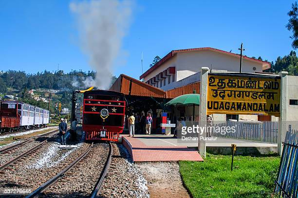 nilgiri mountain train - old_gold stock pictures, royalty-free photos & images