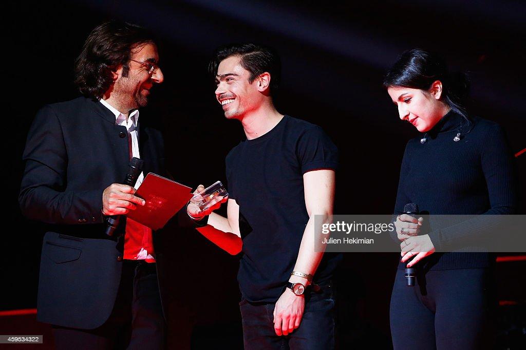 'Les Grands Prix De La SACEM 2014' At L'Olympia In Paris
