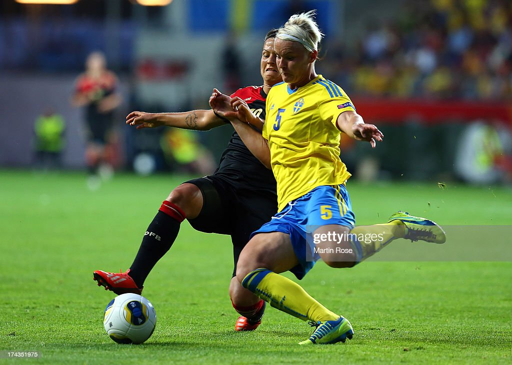 Sweden v Germany - UEFA Women's Euro 2013: Semi Final