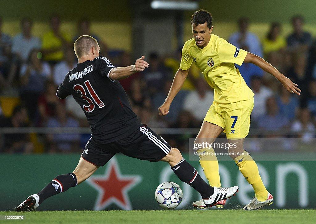 Villarreal CF v FC Bayern Muenchen - UEFA Champions League