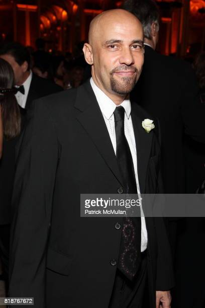 Nilo Cruz attends BALLET HISPANICO'S 40th Anniversary Spring Gala at The Plaza on April 19 2010 in New York City