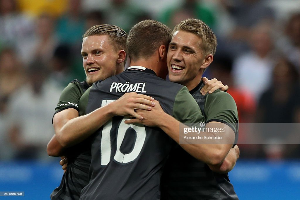 Nigeria vs Germany - Semi Final: Men's Football - Olympics: Day 12