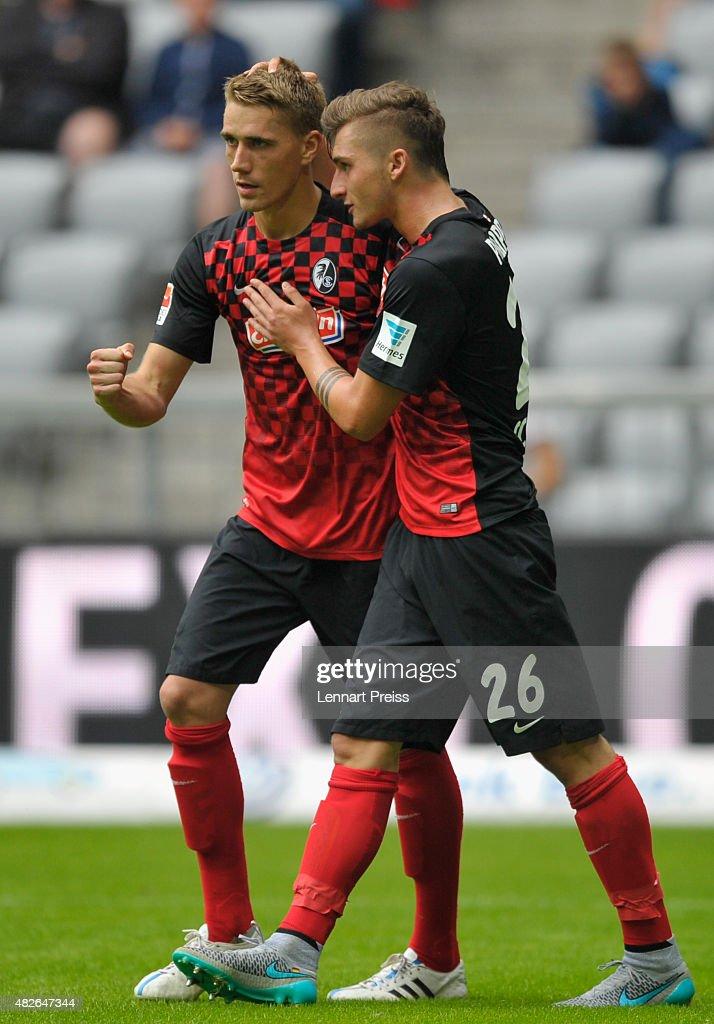 TSV 1860 Muenchen v SC Freiburg - 2. Bundesliga