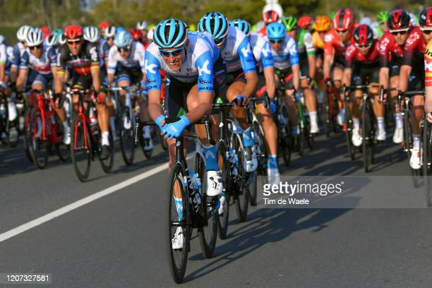 Nils Politt of Germany and Team Israel Start-Up Nation / Peloton / during the 46th Volta ao Algarve 2020, Stage 1 a 195,6km stage from Portimão to...