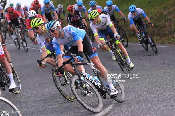 Nils Politt of Germany and Team Israel Start-Up Nation / Peloton / during the 78th Paris - Nice 2020, Stage 5 a 227 km stage from Gannat to La...