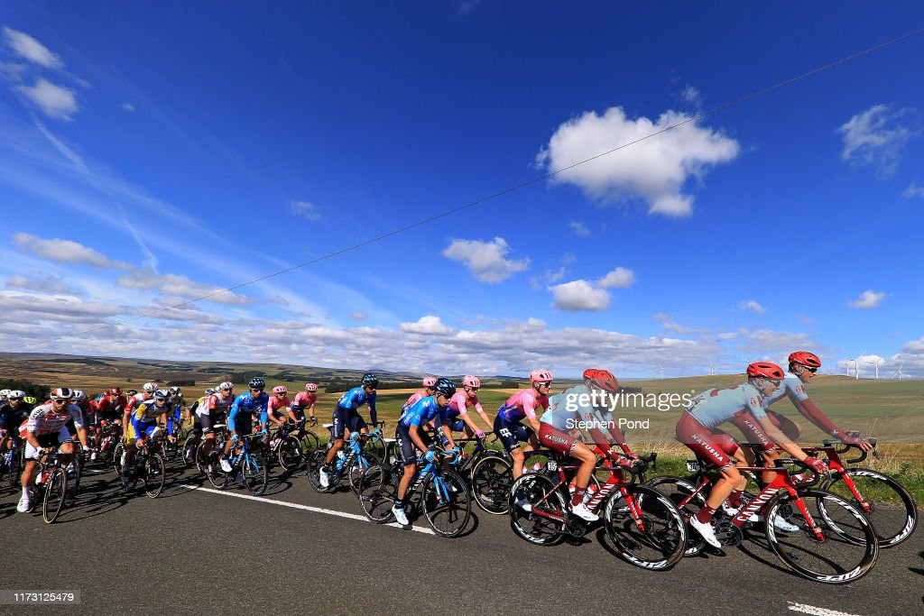 16th Tour of Britain 2019 - Stage 2 : News Photo