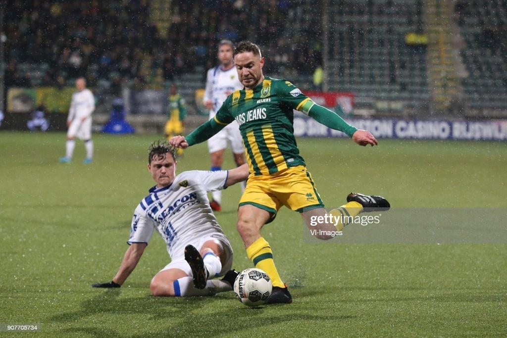 ADO Den Haag v VVV - Eredivisie