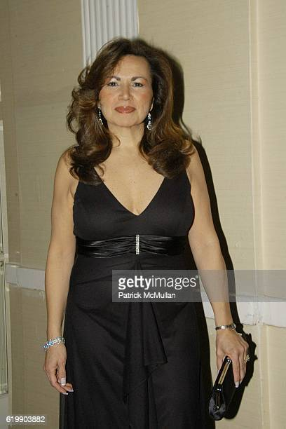 Nilsa McNamce attends NEW YORK CITY POLICE FOUNDATION 30th Annual Gala at The Waldorf Astoria on March 11 2008 in New York City