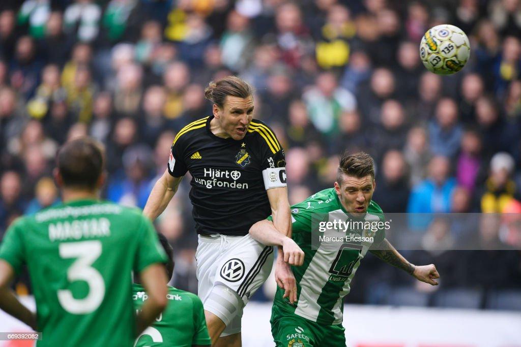 AIK v Hammarby IF - Allsvenskan : News Photo