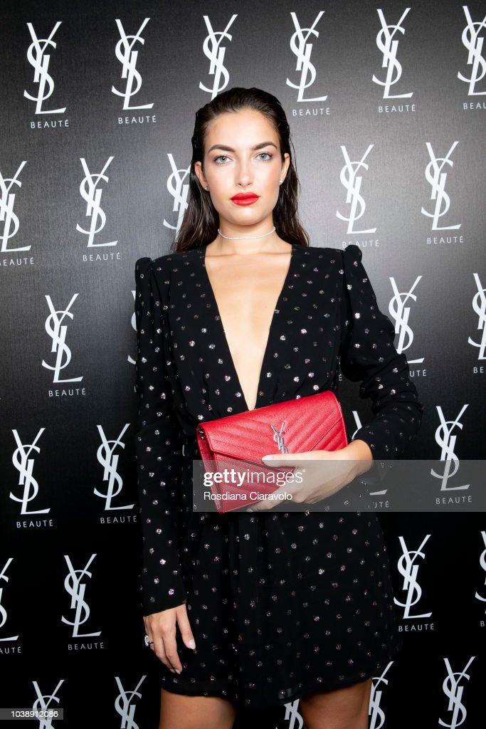 Ysl Beauty Club Milan - Milan Fashion Week Spring/Summer 2019