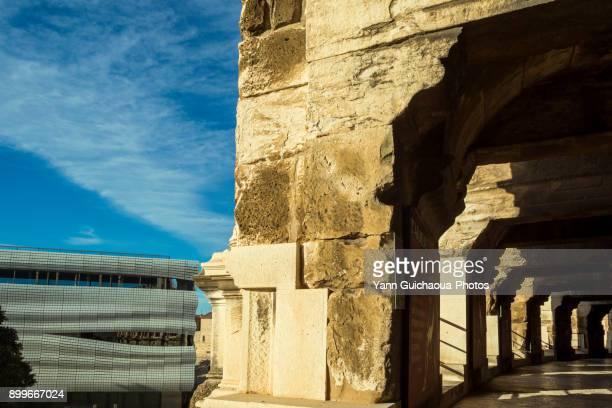 Nimes, Gard,Occitanie, France,