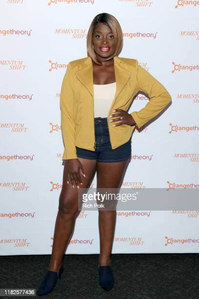 Nimi Adokiye attends Momentum Shift Film Premiere Highlights Orangetheory's Inspiring Female Founder Story And Other Tales Of The Power Of Community...