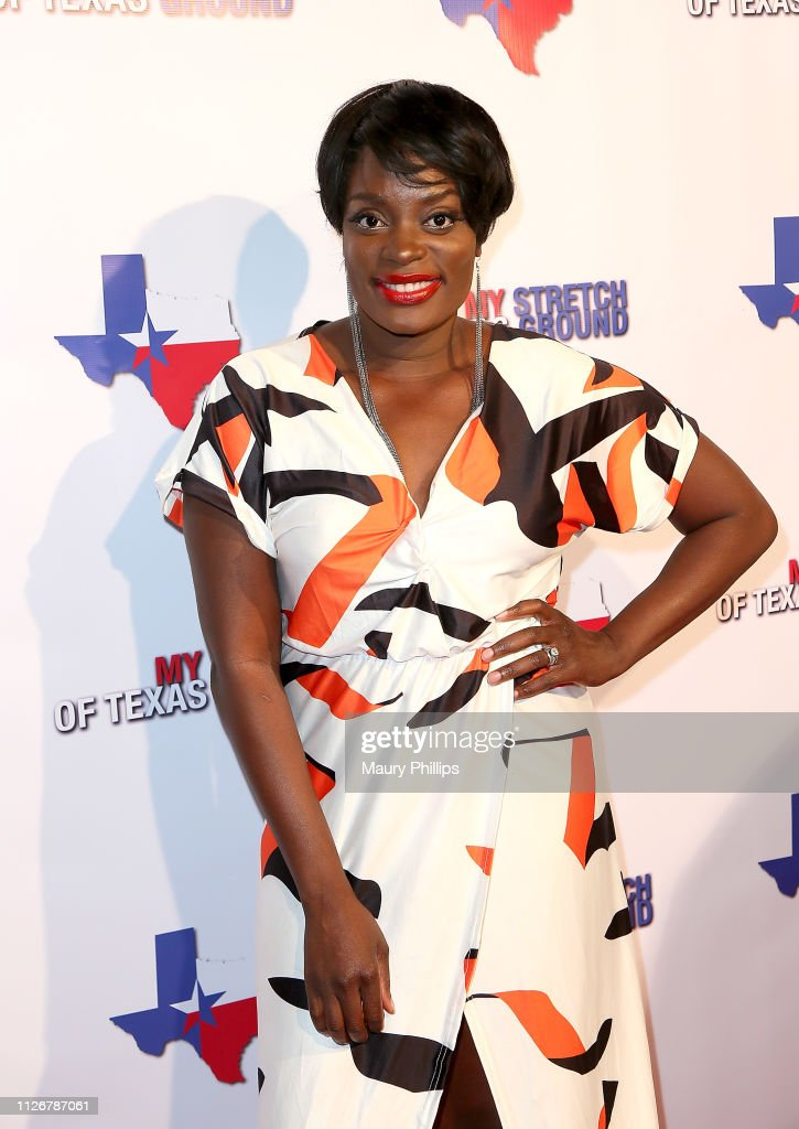 "Los Angeles Premiere Of ""My Stretch Of Texas Ground"" : News Photo"