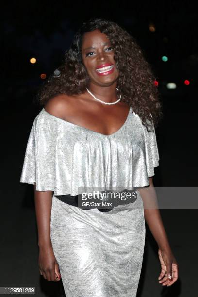 Nimi Adokiye is seen on March 9 2019 in Los Angeles