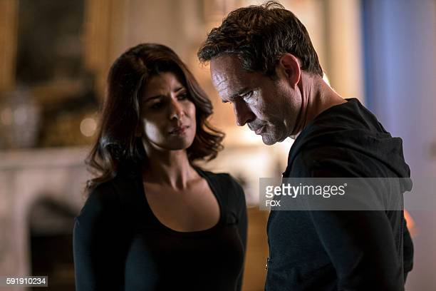 Nimrat Kaur and Jason Patric in the Bedtime Story season finale episode of WAYWARD PINES airing Wednesday July 27 on FOX