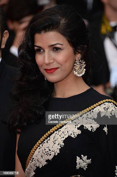 Nimrat Kaur attends the Premiere of 'Inside Llewyn Davis' during the 66th Annual Cannes Film Festival at Palais des Festivals on May 19 2013 in...