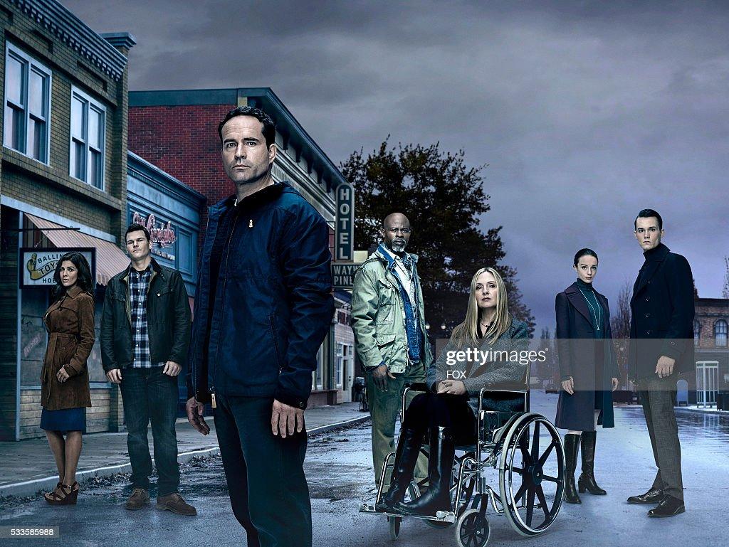 "FOX's ""Wayward Pines"" - Season Two : Nachrichtenfoto"