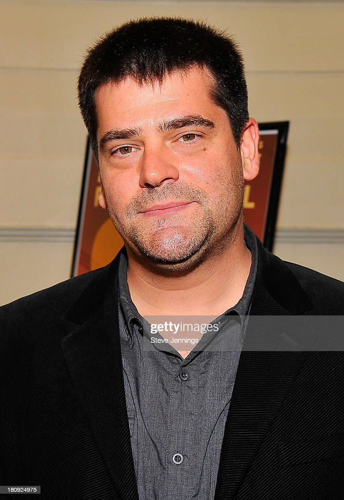 Nimrod Antal attends the 'Metallica Through The Never' U.S. Public Premiere and Special Advance 36th Annual Mill Valley Film Festival Kick-Off Event at Christopher B. Smith Rafael Film Center on September 17, 2013 in San Rafael, California.