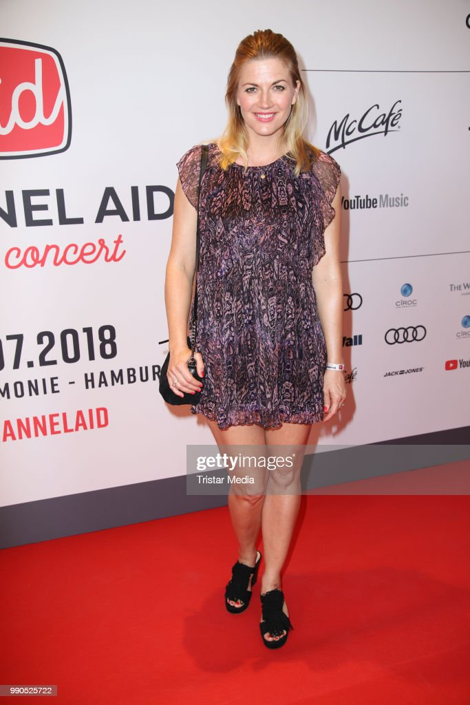 Channel Aid Live Concert In Hamburg