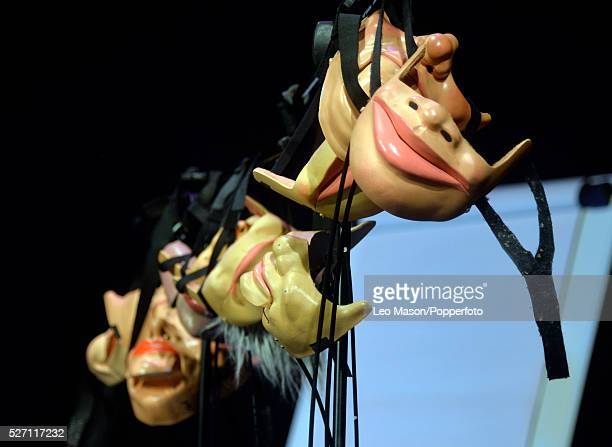 Nina Conti smash hit show IN YOUR FACE at the Criterion Theatre London UK