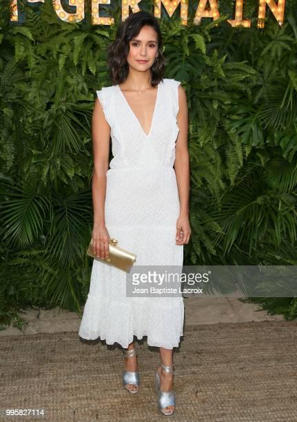 Nina Dobrev attends the 2nd Annual Maison StGermain on July 10 2018 in Malibu California