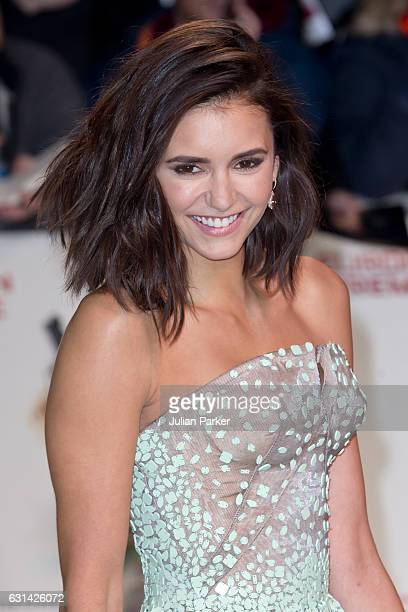 Nina Dobrev attends the European premiere of 'xXx Return of Xander Cage' at Cineworld 02 Arena on January 10 2017 in London United Kingdom