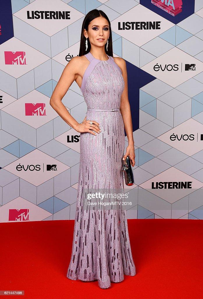 MTV EMA's 2016 - VIP Studio Arrivals : News Photo