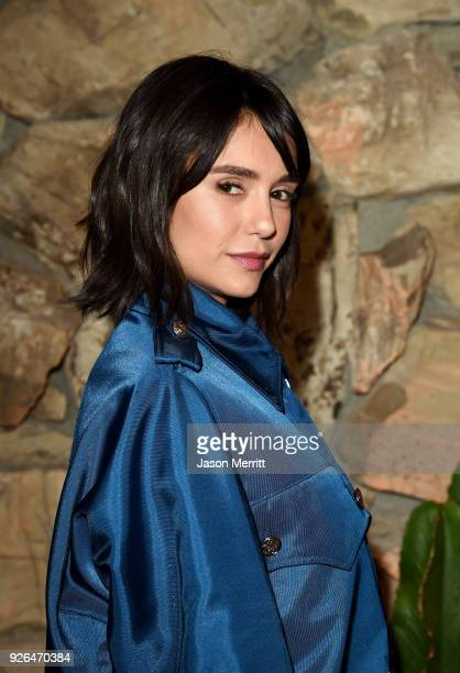 Nina Dobrev attends Vanity Fair and Fashion Designers Jack McCollough and Lazaro Hernandez Celebrate the Launch of Proenza Schouler's First Fragrance...
