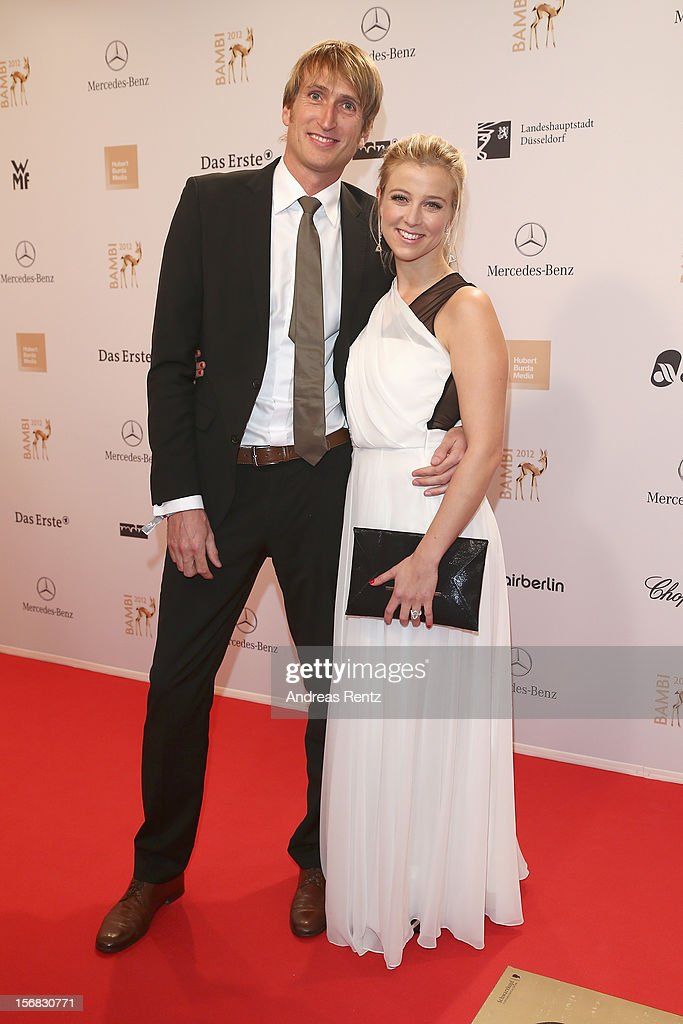 BAMBI Awards 2012 - Red Carpet Arrivals