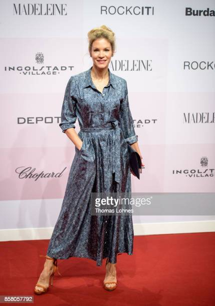 Nina Friederike Gnaedig attends the Tribute To Bambi at Station on October 5 2017 in Berlin Germany