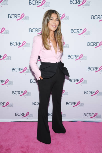 NY: Breast Cancer Research Foundation (BCRF) New York Symposium & Awards Luncheon - Arrivals