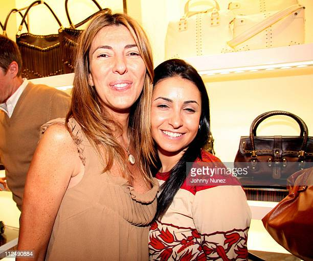 Nina Garcia and Amy Gruenhut ELLE Magazine during Michael Kors and ELLE Magazine Host a Private Party with Special Guest Nina Garcia October 11 2006...