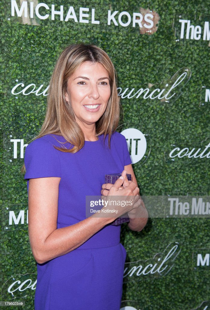 Nina Garcia attends 2013 Couture Council Fashion Visionary Awards at David H. Koch Theater, Lincoln Center on September 4, 2013 in New York City.