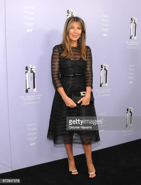 Nina Garcia attends 2018 Fragrance Foundation Awards at Alice Tully Hall at Lincoln Center on June 12 2018 in New York City