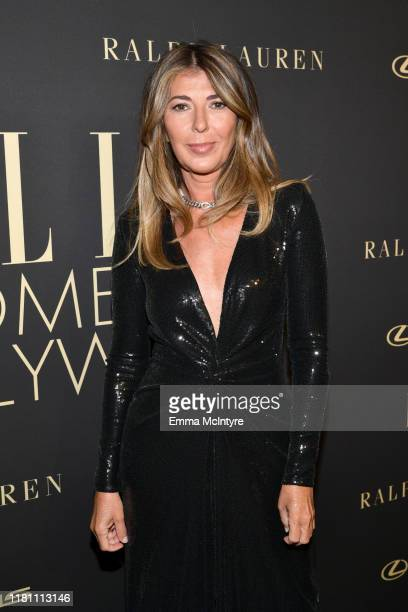Nina Garcia attends ELLE's 26th Annual Women In Hollywood Celebration Presented By Ralph Lauren And Lexus at The Four Seasons Hotel Los Angeles on...