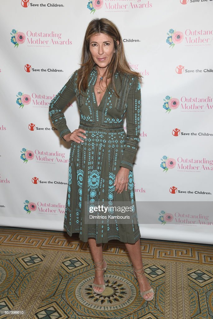 Nina Garcia attends The 2018 Outstanding Mother Awards at The Pierre Hotel on May 11, 2018 in New York City.