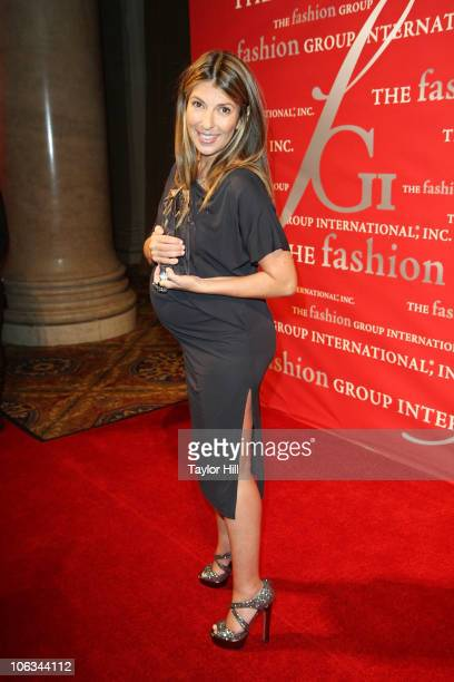 Nina Garcia attends the 27th Annual Night of Stars at Cipriani Wall Street on October 28 2010 in New York City