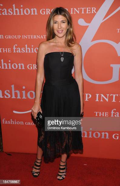 Nina Garcia attends the 29th Annual Fashion Group International Night Of Stars at Cipriani Wall Street on October 25 2012 in New York City