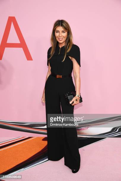 Nina Garcia attends the CFDA Fashion Awards at the Brooklyn Museum of Art on June 03 2019 in New York City