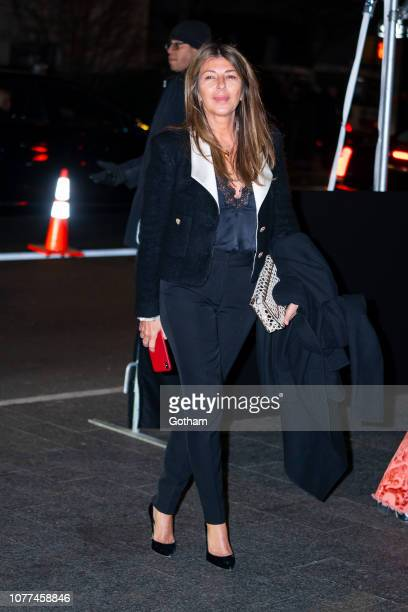 Nina Garcia attends the Chanel PreFall 2019 Collection runway show at the Metropolitan Museum of Art in the Upper East Side on December 04 2018 in...