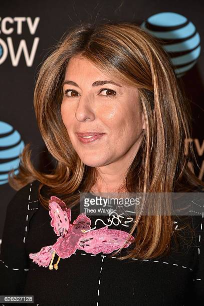 Nina Garcia attends the DirectTV Now Launch at Venue 57 on November 28 2016 in New York City