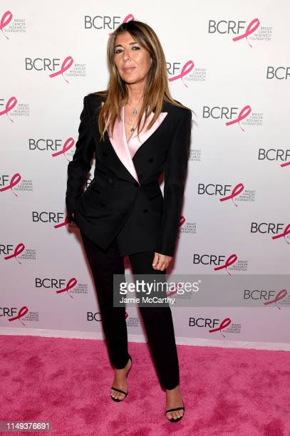 Nina Garcia attends the Hot Pink Party hosted by the Breast Cancer Research Foundation at Park Avenue Armory on May 15 2019 in New York City