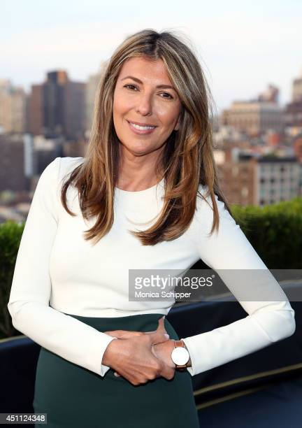 Nina Garcia attends the launch of the new Withings Activite watch at PHD at the Dream Downtown on June 23 2014 in New York City