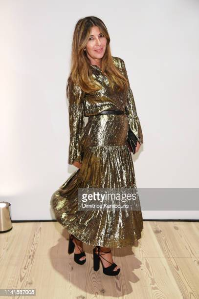 Nina Garcia attends the Whitney Museum Of American Art Gala Studio Party at The Whitney Museum of American Art on April 09 2019 in New York City