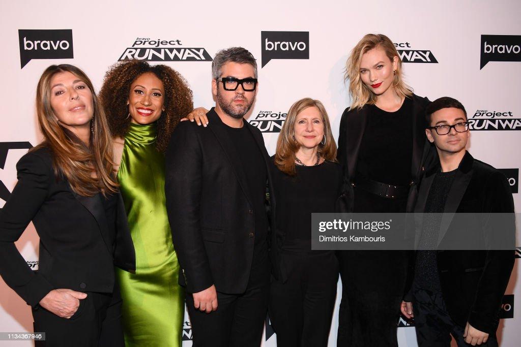 "Bravo's ""Project Runway"" New York Premiere : News Photo"