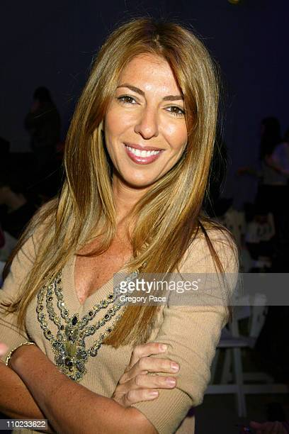 Nina Garcia fashion director for Elle Magazine and a judge on the reality show Project Runway