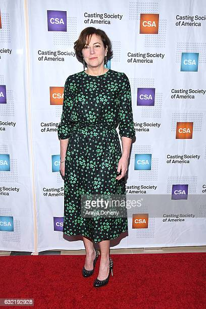 Nina Gold arrives at the 2017 Annual Artios Awards at The Beverly Hilton Hotel on January 19 2017 in Beverly Hills California