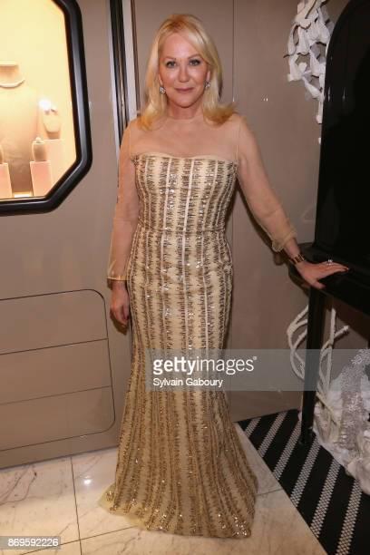 Nina Griscom attends Quest Nirav Modi Champagne Reception on November 2 2017 in New York City