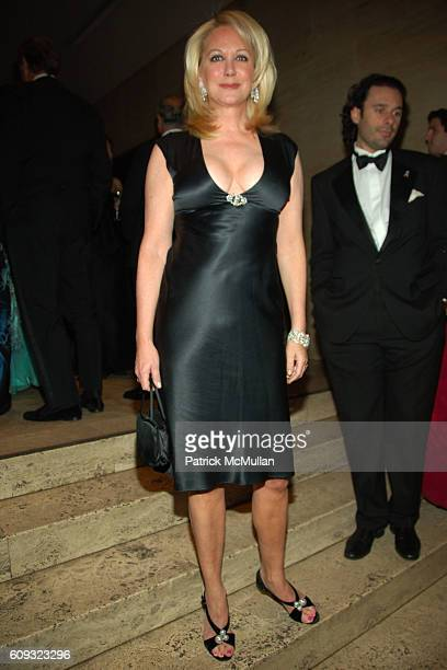 Nina Griscom attends The SCHOOL OF AMERICAN BALLET Hosts the WINTER BALL at New York State Theater at Lincoln Center on March 5 2007 in New York City